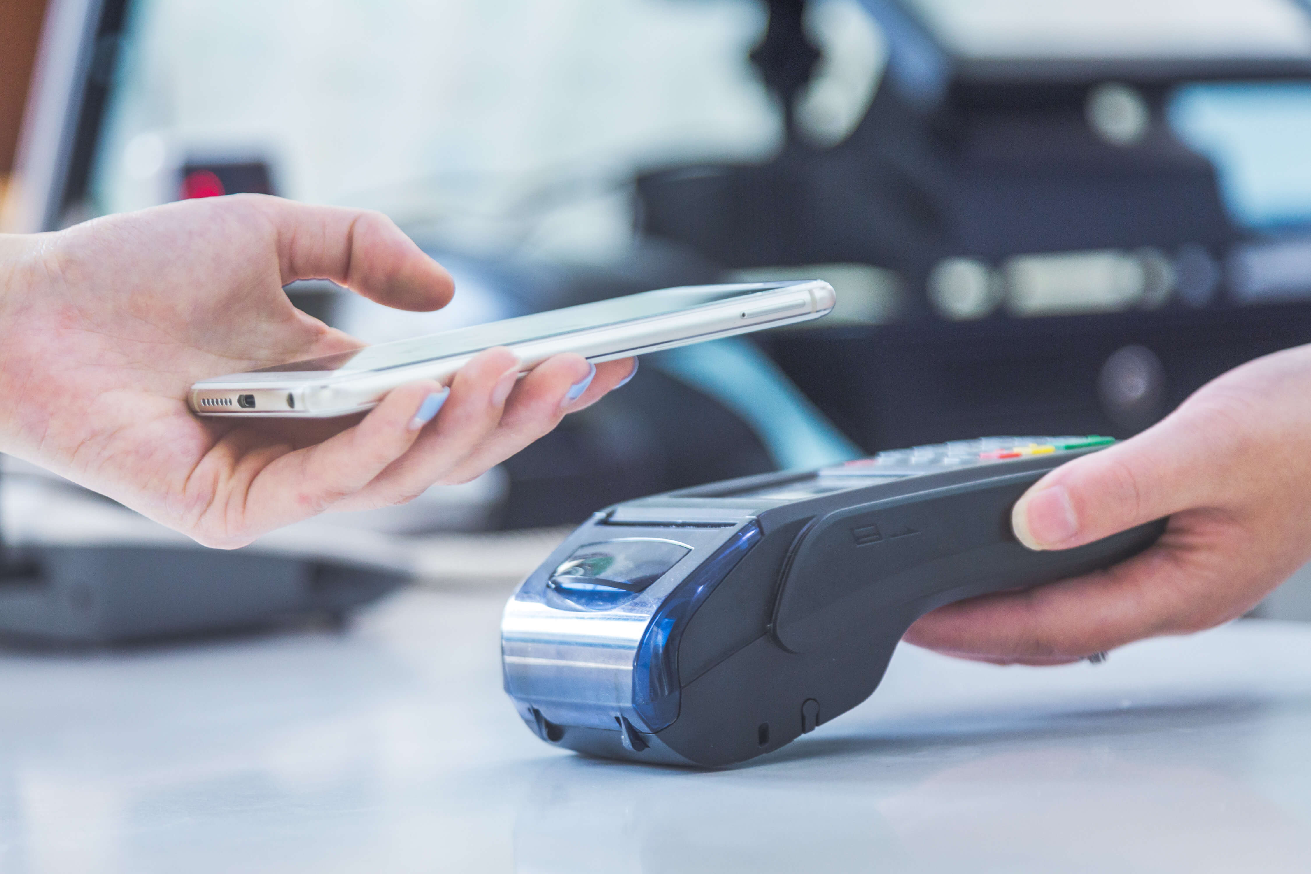 Mobile payments are on the up and the future seems bright. Let's have a look at where they are heading but also the challenges that lay ahead.