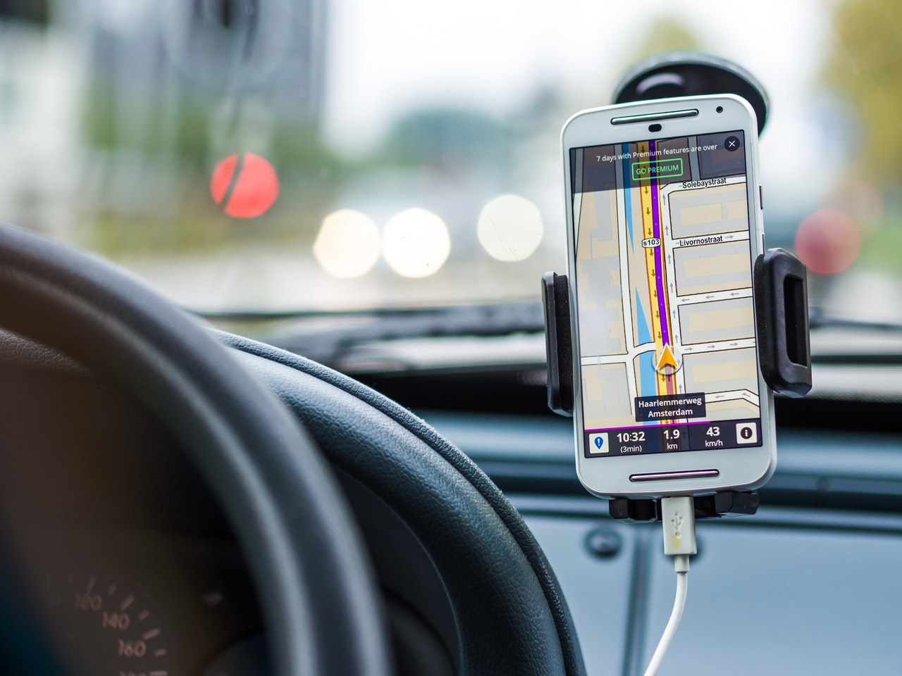 Driving and the need for gps